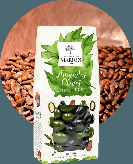 Amandes Olives