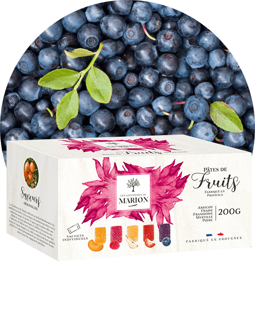 Pâtes de Fruits de Provence 200g