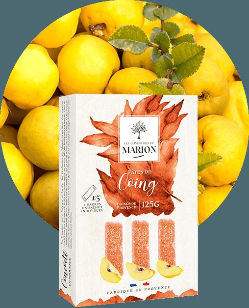 Pâtes de Coing de Provence