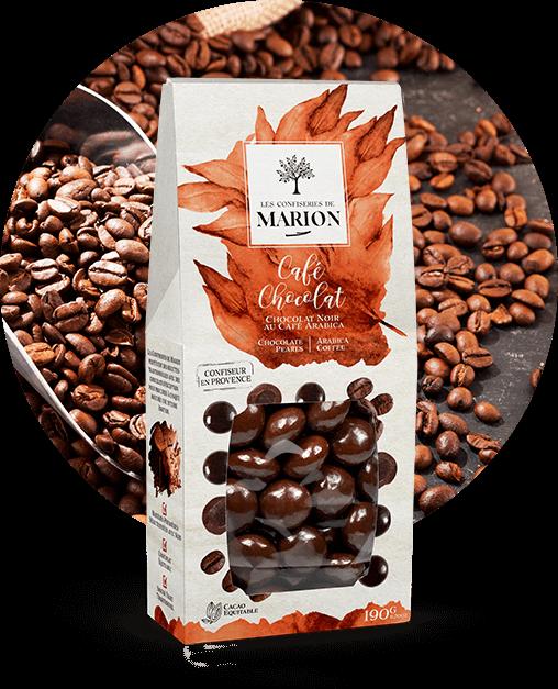 Chocolat Noir au Café Arabica
